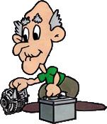 Grandpa Johns Logo